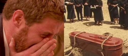 Il Segreto: Mariana uccisa, seppellita viva da un folle