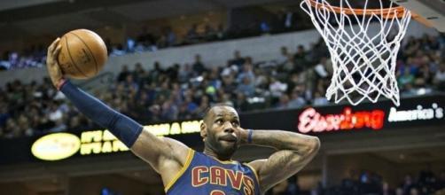 Image via Youtube channel: NBA2KShow TV #LeBronJames
