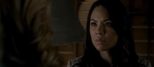 Is Mona A.D.? [Image via YT Screenshot/Pretty Little Liars official YT account]