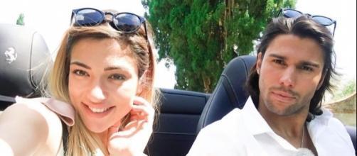 Luca e Soleil   Gossip News dopo Uomini e Donne ( Foto Instagram)