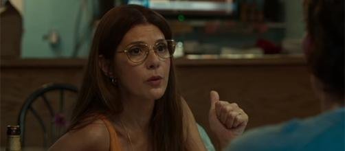 "Marisa Tomei plays a much younger Aunt May in ""Spider-Man: Homecoming."" (YouTube/Kinocheck)"