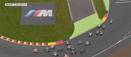 MotoGP, Gran Premio del Sachsenring il 2 luglio 2017.