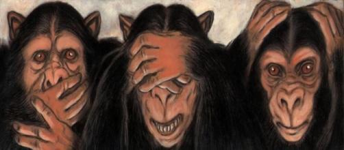 No hablar, no ver y no escuchar sobre política es música celestial para los corruptos.