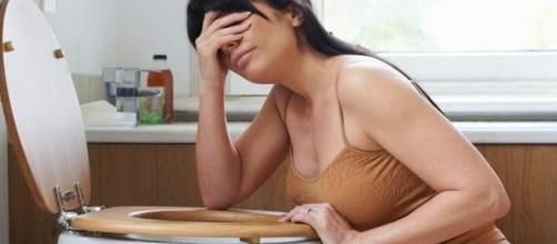 Náusea durante primeiros meses de gravidez é denominado como 'doença de manhã' (Foto: Reprodução)