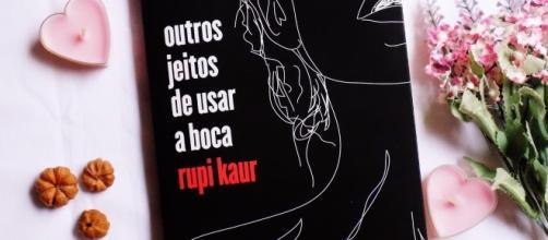 """Resenha: """"Outros Jeitos de Usar a Boca"""" de Rupi Kaur (Foto: Reprodução)"""