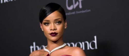Rihanna is asking world leaders to commit in funding education . (Flickr/celebrityabc)
