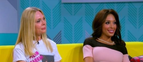 Teen Mom OG: Farrah Abraham and Debra Danielson (MTV)