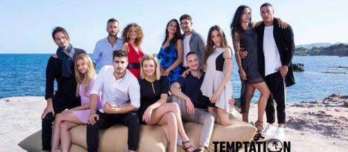 Temptation island 2017 video coppie
