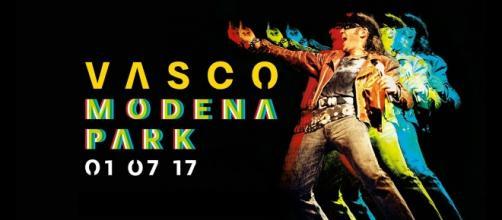 Vasco Modena Park 1 Luglio 2017 diretta tv