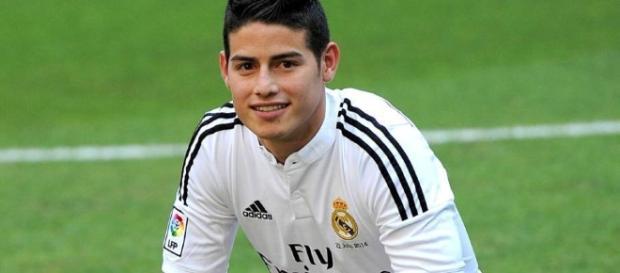 James Rodriguez poderá ser emprestado ao Milan