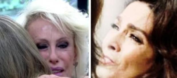 Claudia Ohana dá patada em Ana Maria Braga