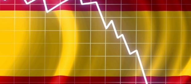 Crisis económica de España 2017.