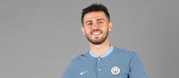 El portugués Bernardo Silva, del Manchester City, es el fichaje más caro en lo que va del mercado. Foto: thesun.co.uk