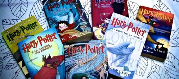 Harry Potter, i 7 libri della saga