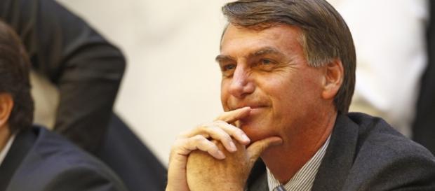 Joice Hasselmann comentou sobre candidatura de Bolsonaro
