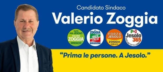 La coalizione PD-Forza Italia viene riconfermata al comune di Jesolo