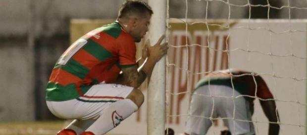 Má fase da Portuguesa parece não ter fim