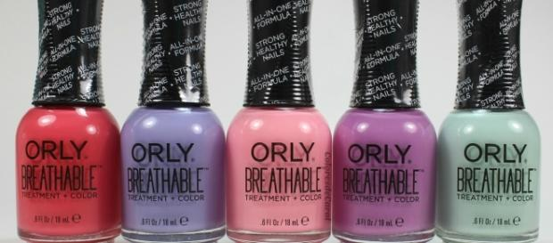 Orly Breathable Halal certified nail polish - Photo Credit: Orly
