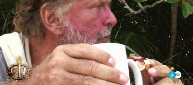 Supervivientes: ¿Por qué no se le dijo nada a Bigote del ictus?