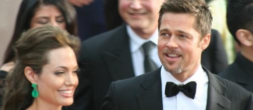Angelina Jolie and Brad Pitt are reportedly struggling to keep a cordial relationship. (Flickr/Chrisa Hickey)
