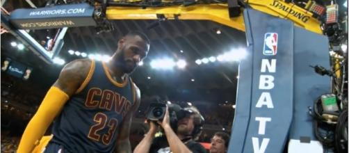 Cleveland Cavaliers LeBron James Believeland Youtube / Mike Ciavarro