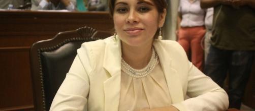 Giran orden de captura contra diputada relacionada con el Chapo ... - elsalvador.com
