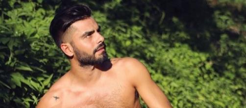 Gossip news su Mario Serpa   Uomini e Donne ( Foto Instagram)