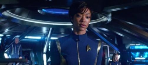 If the show is 'Star Trek: Discovery,' why is the heroine on the star-ship Shenzhou? Question 'answered'. / 'Flipboard' - flipboard.com