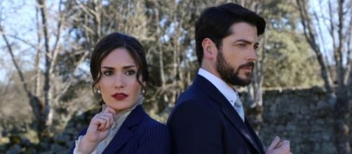 Il Segreto, per Hernando e Camila non basterà l'amore