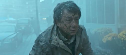 Jackie Chan stars in the new action movie/Photo via YouTube screengrab