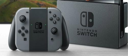 Nintendo Switch via Flickr - AustriaGaming - (CC BY)