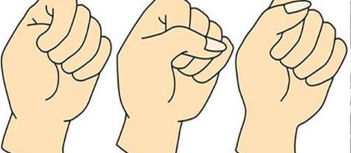 O modo como você fecha a sua mão pode revelar muito sobre você. Acompanhe. ( Ilustração: Google)