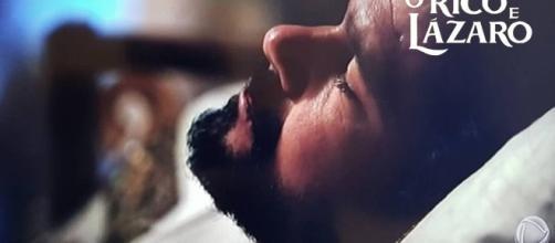 O profeta Daniel fica à beira da morte em ''O Rico e Lázaro''