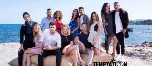 Temptation island 2017 gossip news