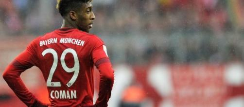 Ten things about FC Bayern München star Kingsley Coman ... - bundesliga.com