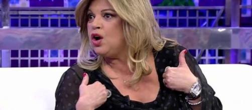 Terelu se enfrente a Mila Ximénez en Sálvame
