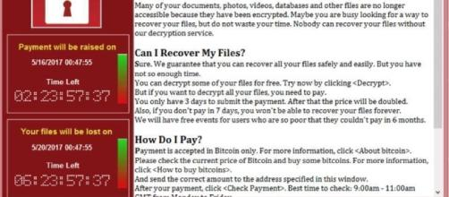 WannaCry Ransomware Cyberattack: What Do You Need to Do to Protect ... - tapinto.net