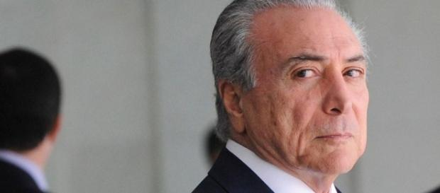 Brazil President, Michel Temer charged with corruption (via Wikipedia Commons - Diego DEAA)