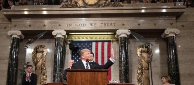 Donald Trump è il 45° presidente degli Stati Uniti d'America