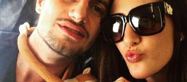 Francesca Baroni e il fidanzato Ruben Invernizzi, concorrenti di Temptation Island 2017