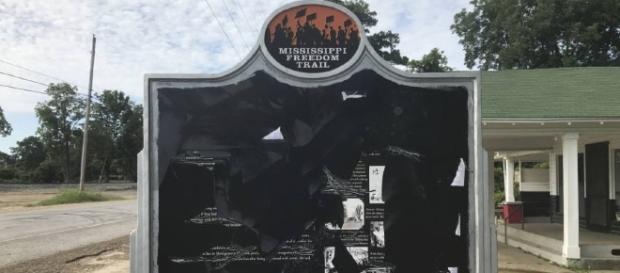 Info on Emmett Till civil rights marker in Mississippi vandalized ... - japantimes.co.jp