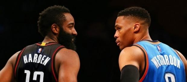 James Harden vs. Russell Westbrook: Who's the Real MVP? | GQ - gq.com