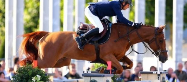 Julien Épaillard grave son nom sur le Champ-de-Mars - Equitation ... - eurosport.fr