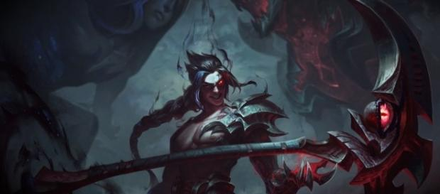 Kayn, le nouveau champion de League of Legends