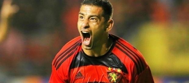 O meia Diego Souza está sendo convocado pelo técnico Tite (Foto: Reprodução)
