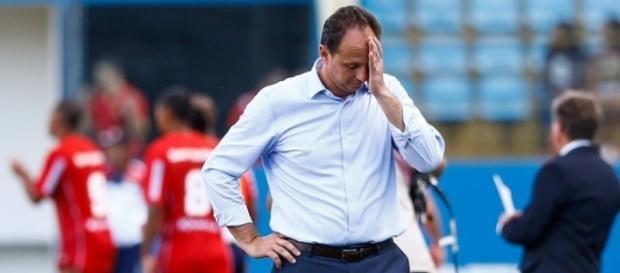 Rogério Ceni é demitido após resultados negativos (Foto: Reprodução)