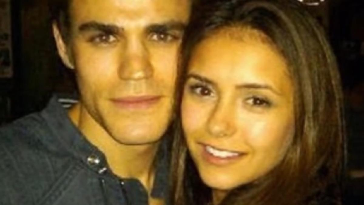 Ian Somerhalder og Nina dobrev dating YouTube