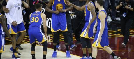 En su primera temporada en los Warriors Durant ha ganado el anillo de campeón - nacion.com