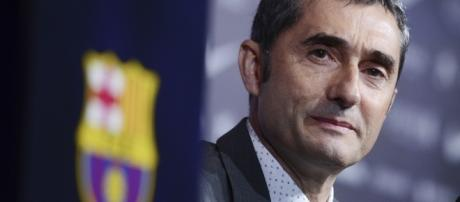"""FC Barcelona: Valverde: """"Mi intención es ganarlo todo""""   Marca.com - marca.com"""