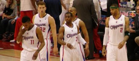 NBA Clippers - Griffin, Paul - CC BY